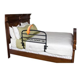 "Image of 30"" Safety Bed Rail #8050 5"