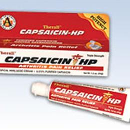 FLA Orthopedics Inc. :: Therall™ Arthritis Capsaicin-HP Cream Series 53-C201