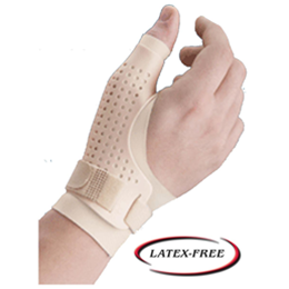Professional Orthopedic Products :: Manutec Breathable Thumb Immobilizing Splint