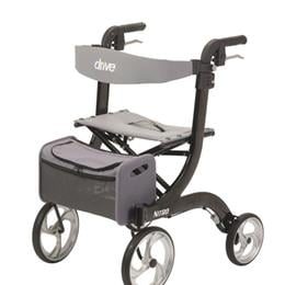 Image of Nitro Rollator  Black