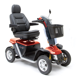 Image of Pursuit® XL 4-Wheel Scooter 2