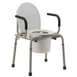 Image of Drop Arm Commode