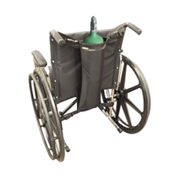 EZ-ACCESS :: EZ-ACCESSORIES® Wheelchair Oxygen Carrier