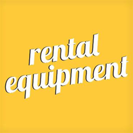 Click to view Rental Items products