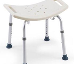 CareGuard™ Tool-less Shower Chair without Back - 