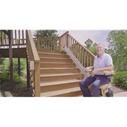 Image of Elite Outdoor Stair Lift