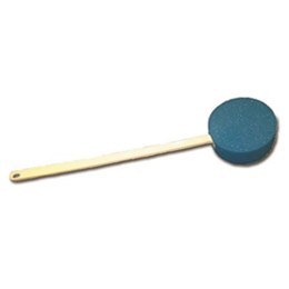 Image of Long Handled Bath Sponge 2