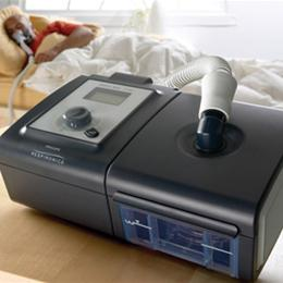 Image of PR System One REMstar Auto CPAP 2