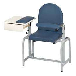 Image of CHAIR BLOOD DRAW PADDED 2 ARMRESTS