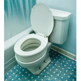 Essential Medical Supply :: Raised Toilet Seat