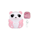 Nebulizer :: MedQuip :: Pink Panda Pediatric Nebulizer Compressor Kit