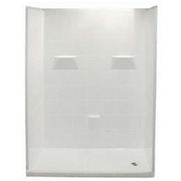 Image of RBS Gelcoat Tile Sectional Shower 1