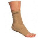 Elastic Ankle Support - The action sports DonJoy Deluxe elastic ankle support brace is w