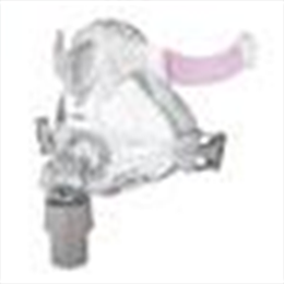 CPAP Full Face Mask :: ResMed :: ResMed Quattro™ FX for Her Full Face Mask Complete System