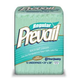 Image of Prevail® Underpads 3