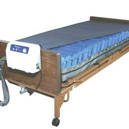 Drive Medical :: Deluxe Low Air Loss Mattress & A.P.P. System 80  x 36  x 8