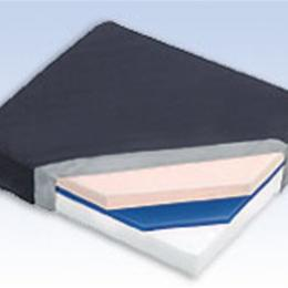 "FLA Orthopedics Inc. :: Postura® GelFoam™ Cushions with Viscoelastic Foam Top Series C2335PK (16"" x 16"" x 3.5"") Series C235"