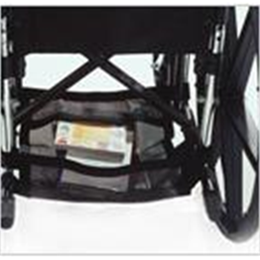 Wheelchair Accessories :: EZ-ACCESS :: Wheelchair Underneath Carrier