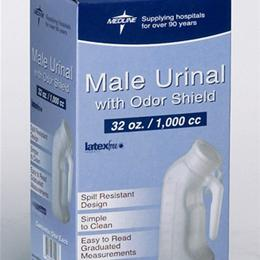Image of Male Urinal 1