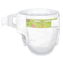 Image of Curity Baby Diapers 2