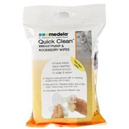 Medela :: Quick Clean Wipes