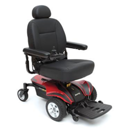 Pride Mobility Products :: Jazzy Select Elite