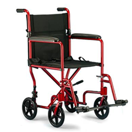 Image of Tracer Transport Chair 1