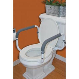 Image of Carex®: Toilet Support Rail 3