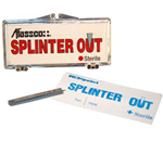 Splinter Out, Disposable - 10/Box - Disposable Splinter-Out