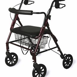 Medline :: Heavy Duty Rollator
