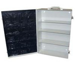 4 Shelf First Aid Cabinet -
