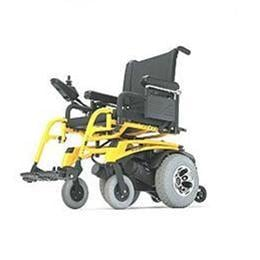 Wheelchair / Power :: Sunrise Quickie :: Quickie® P-220 Dynamic Power Base