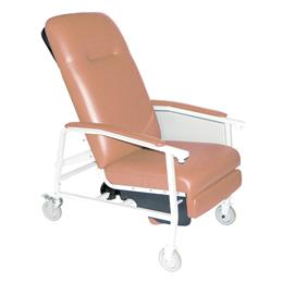 Image of 3 Position Geri Chair Recliner 5