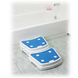 Aids to Daily Living - Drive - Portable Bath Step