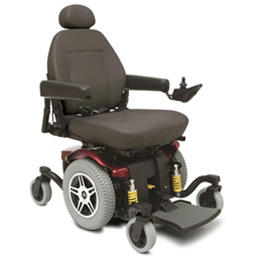 Pride Mobility Products :: Jazzy 614 HD