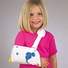 FLA Orthopedics Inc. :: Universal Pediatric/Youth Arm Slings