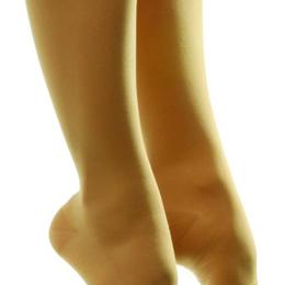 Dr. Comfort :: Sheer Comfort Open Toe Hosiery for Women (15-20)