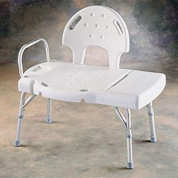 I-Class™ Blow-Molded Shower Chair