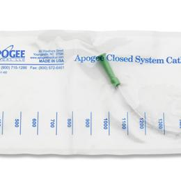 Apogee :: Apogee® Closed System Intermittent Cath Firm