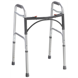 Drive :: Deluxe Folding Walker Two Button