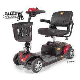 Image of Buzzaround XLHD Scooter 2