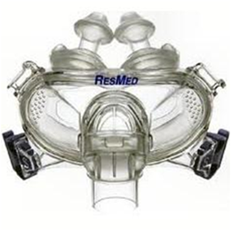 Image of ResMed Mirage Liberty™ Full Face Mask Complete System 2
