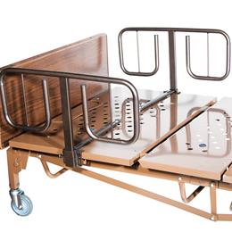 "Image of Full Electric Bariatric Hospital Bed, 48"" 4"