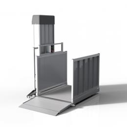 EZ-ACCESS :: PASSPORT® Vertical Platform Lift