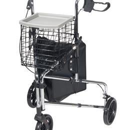 Image of Winnie Deluxe 3 Wheel Rollator 2