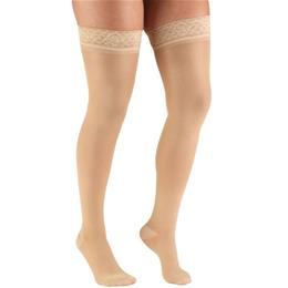 Airway Surgical :: 0254 TRUFORM Ladies' Trusheer Thigh High Stockings