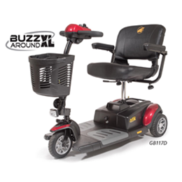 Image of Buzzaround XL Scooter 1008