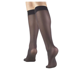 Airway Surgical :: 1763 TRUFORM Ladies' Sheer Knee High Sock
