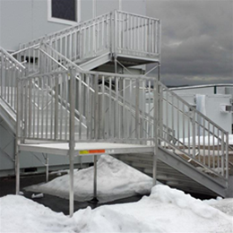 Image of TITAN™ Code Compliant Modular Access System 19