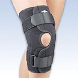 FLA Orthopedics Inc. :: Safe-T-Sport® Wrap Around Hinged Knee Stabilizing Brace Series 37-350XXX